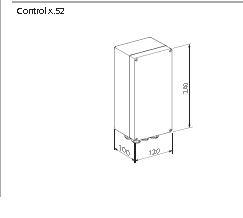 Marantec Comfort 516 Drehtorantrieb 2 Fl Gelig