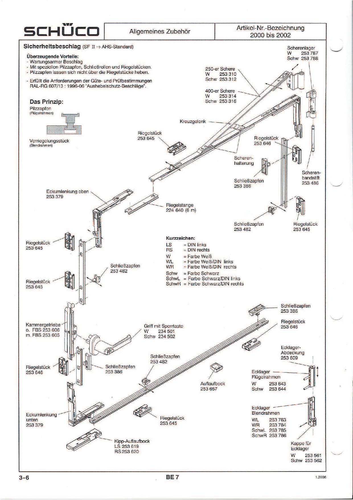 sch co pdf datei fenster 2000 2002 sf2. Black Bedroom Furniture Sets. Home Design Ideas